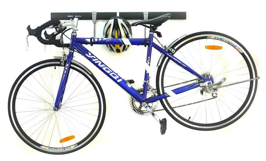 Крепеж велосипеда на стену