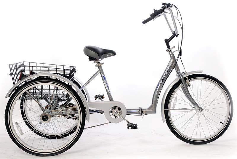 Качественные трехколесные велосипеды