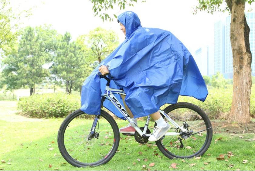 Дождевик для велосипедиста