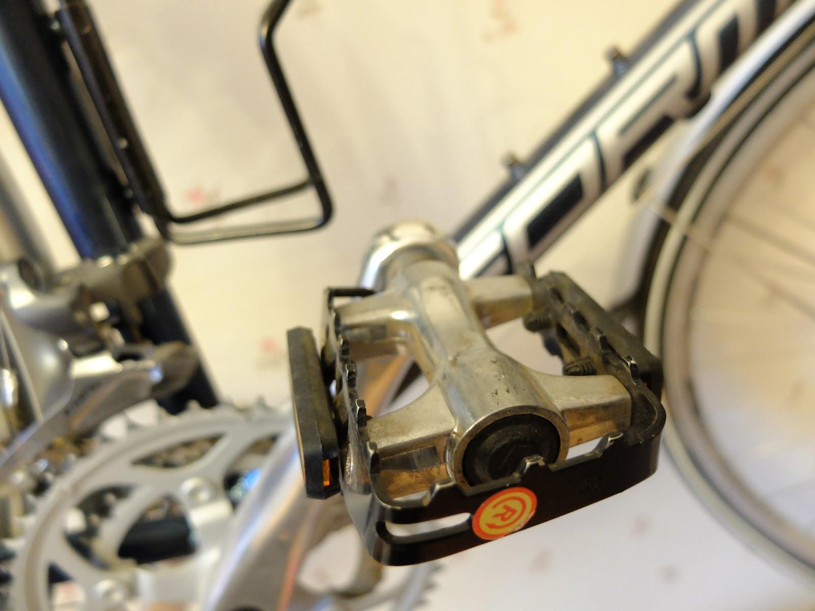 Устранение проблемы в велосипеде