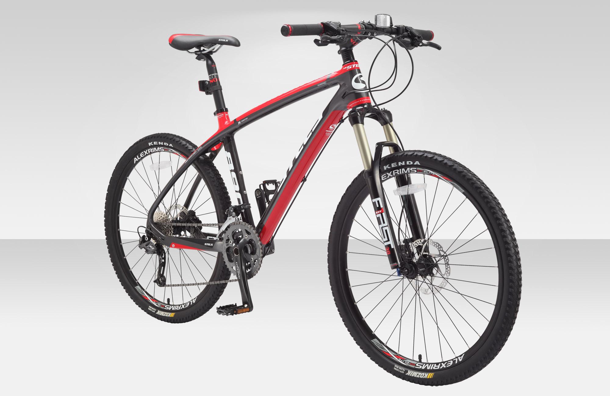 Велосипед марки Stels