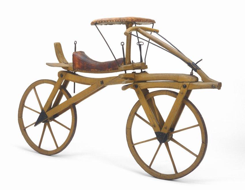 Машина для бега Дреза