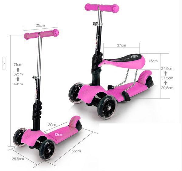 Scooter 3 в 1