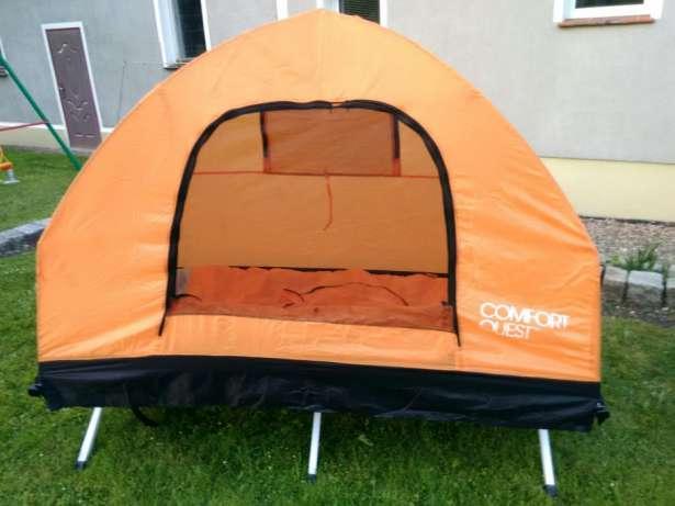 туристическая палатка-раскладушка bestway