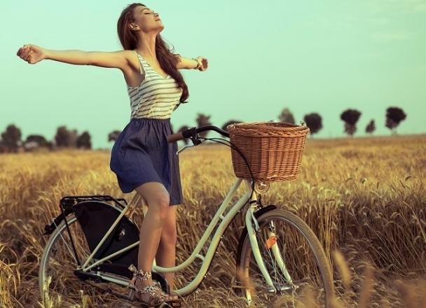 Как выбрать велосипед для женщины