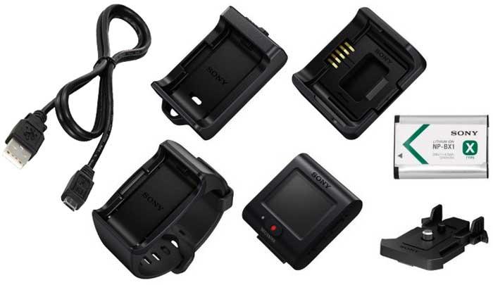 Sony FDR x3000 аксессуары
