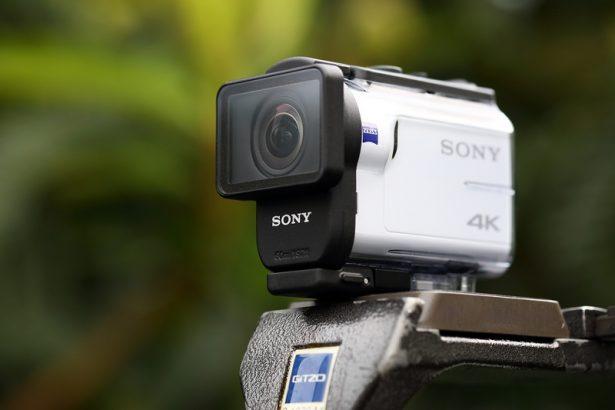 Sony FDR x3000 4К