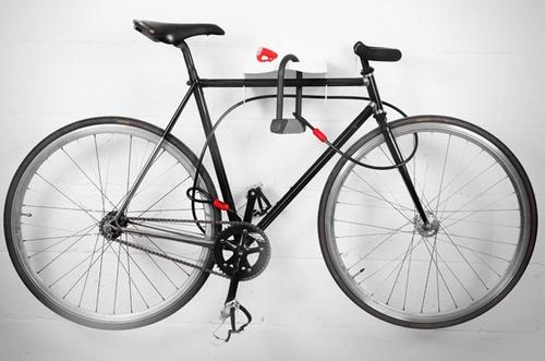 Хранение велосипеда в доме