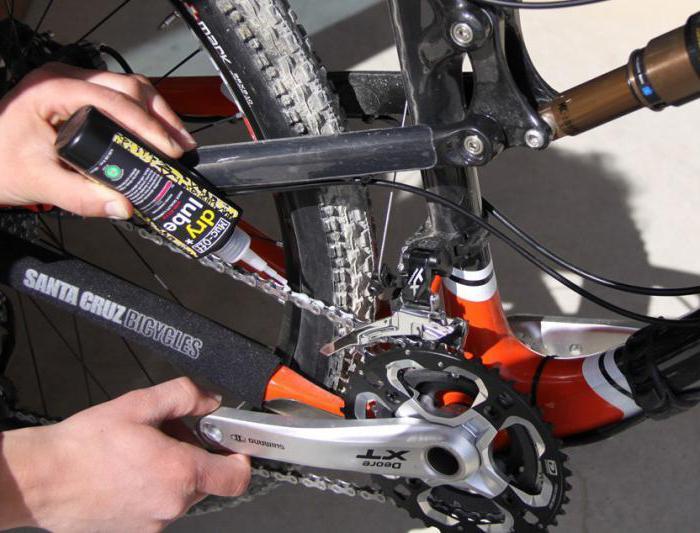 Когда лучше смазывать цепь на велосипеде
