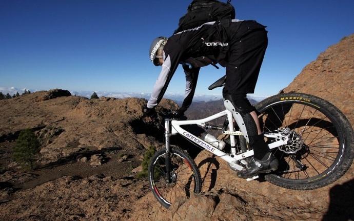 Компоненты горного велосипеда