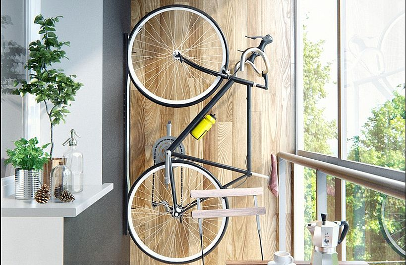 Правила хранения велосипеда в квартире