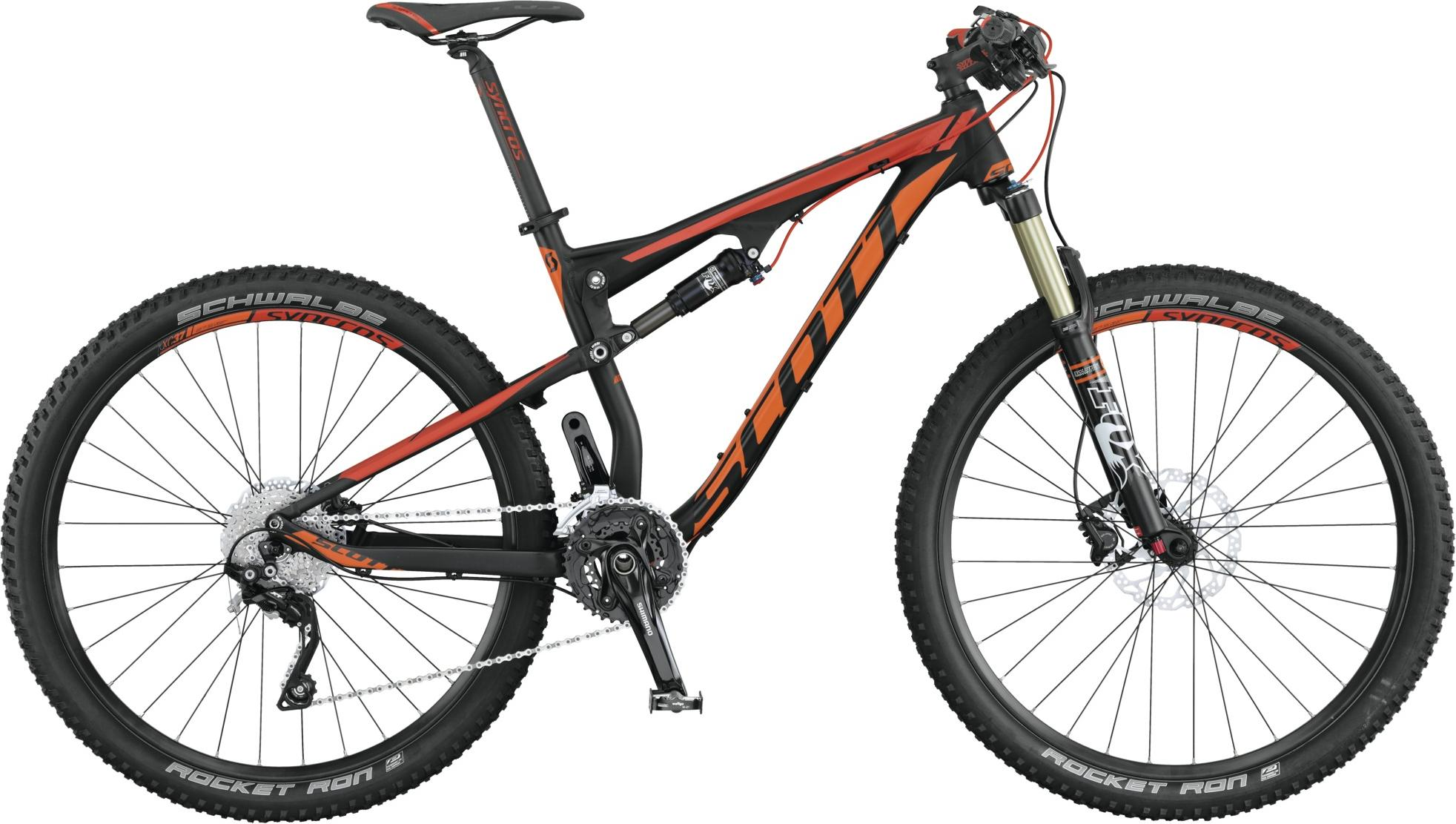 Лучшие двухподвесные велосипеды
