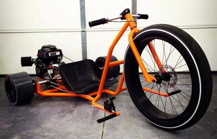Велосипед для дрифта