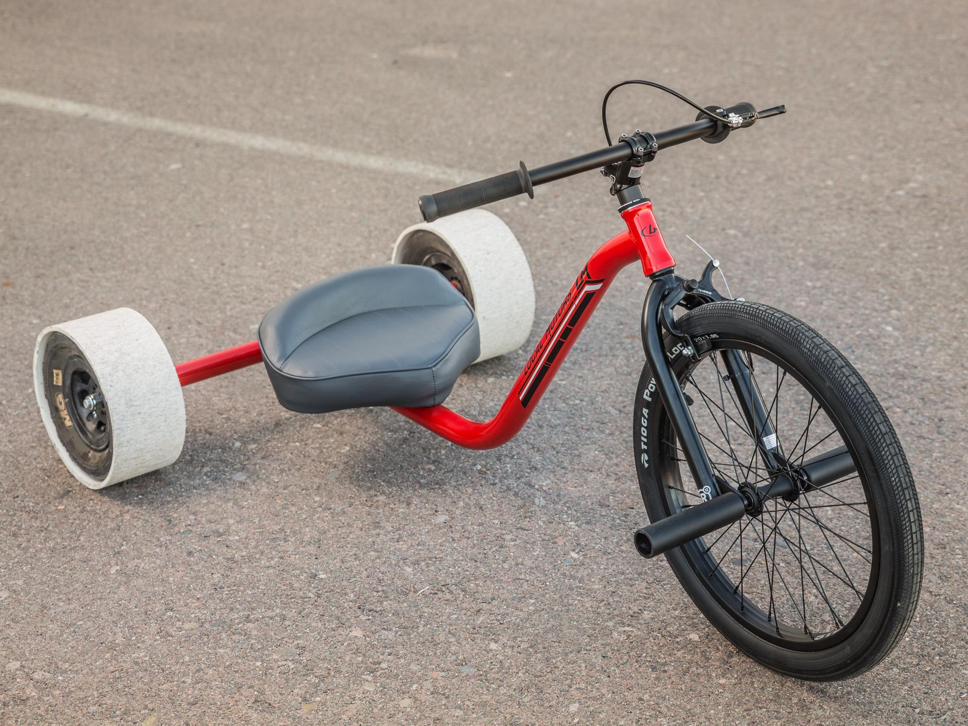 Особенности велосипеда для дрифта