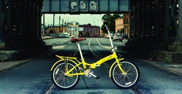 Складной велосипед Шульц