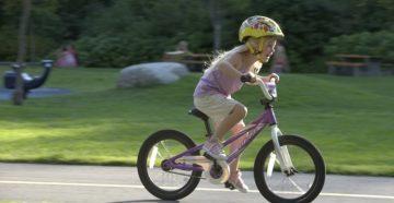 детский велосипд
