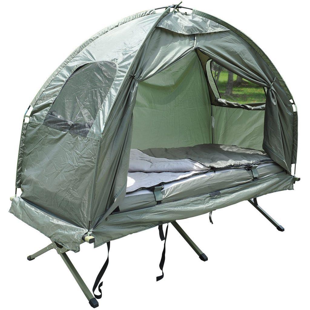 туристическая палатка-раскладушка etent-01