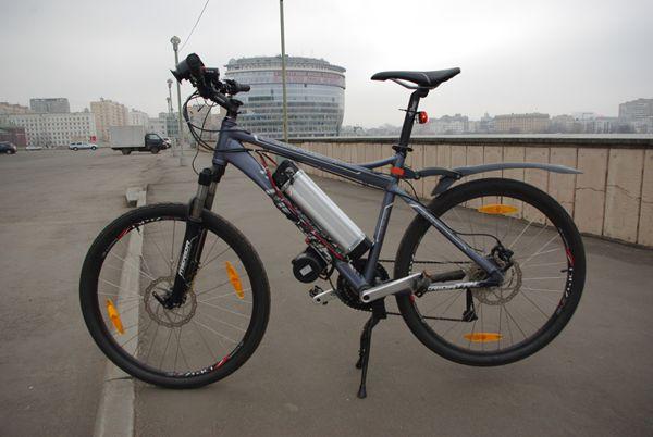 электромотор для велосипеда своими руками