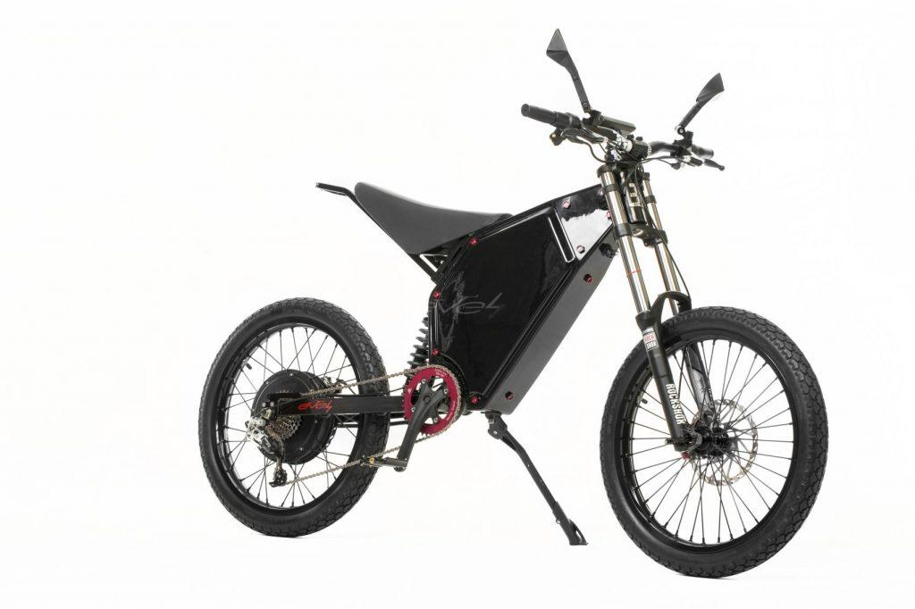 электровелосипед HORZA Enduro E Bike 4000w