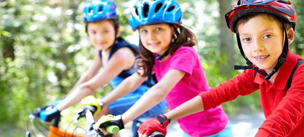 Правила езды на велосипеде для школьников