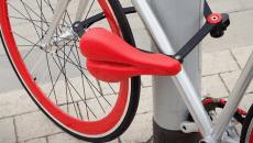 Противоугонное устройство для велосипеда