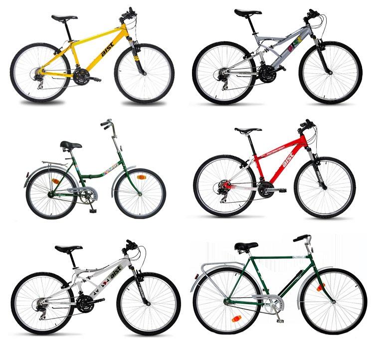 Городской или горный велосипед