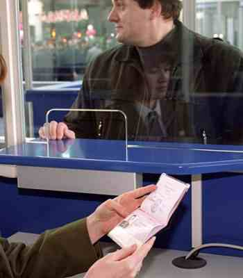 Правила прохождения паспортного контроля в аэропорту