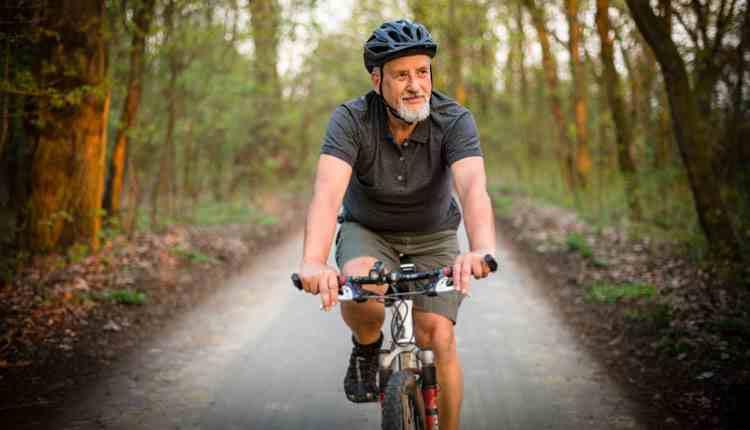 Прогулки на велосипеде полезны