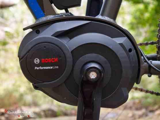 Кареточный электромотор «Bosch»