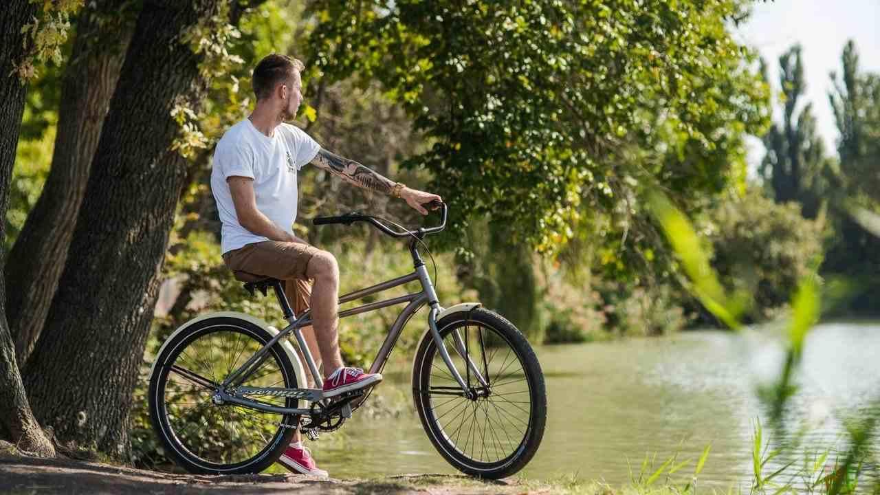 Полезная езда на велосипеде