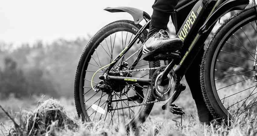 Электровелосипед Cycleman - повелитель города