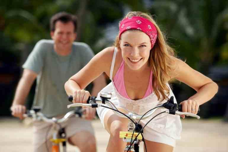 Польза езды на велосипеде при геморрое