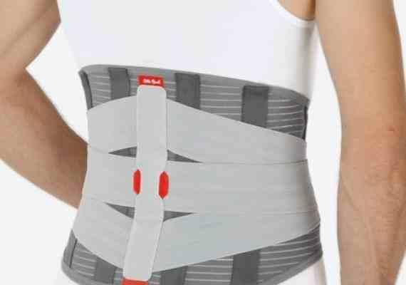Корсеты для позвоночника и другие ортопедические изделия