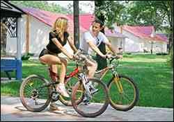 Какие мышцы работают при езде на велосипеде