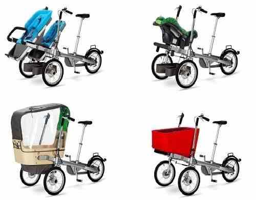Велотрансформер Tiga Bike/Stroller
