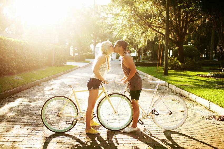 потенция и велосипед