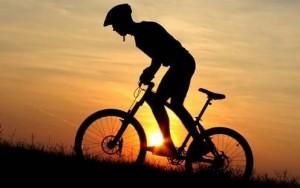 велосипед и мужское здоровье